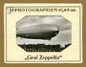 Zeppelin LZ129 and LZ 130